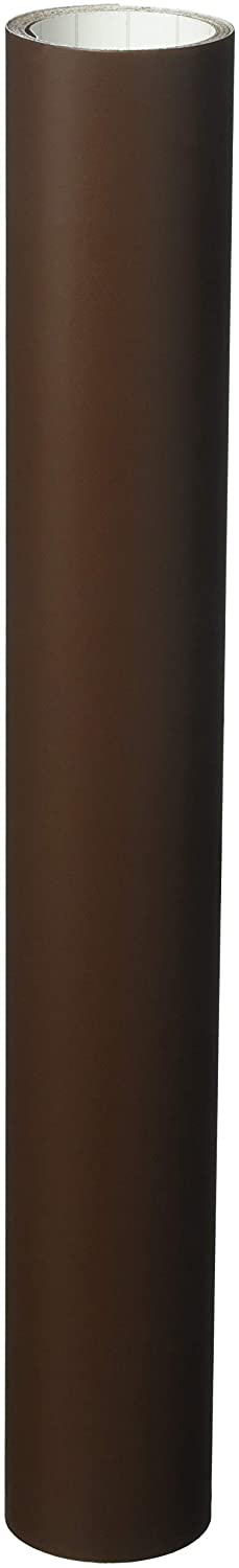 ORACAL Matte Removable 631 Adhesive Vinyl, 12 x 6', Brown 12 x 6' Spring Hill