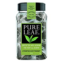 Pure Leaf Jasmine Bagged Green Tea, 24g