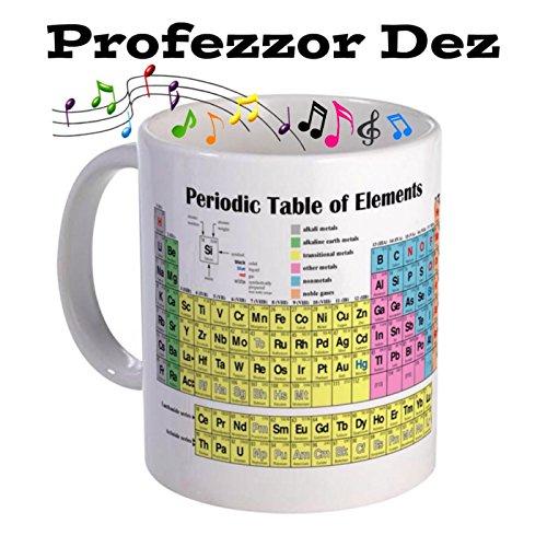Amazon periodic table of elements profezzor dez mp3 downloads urtaz Choice Image
