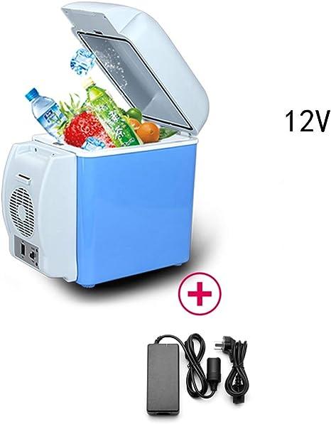 HFJKD Mini Nevera -Refrigerador Compacto 7.5L Mini refrigerador ...