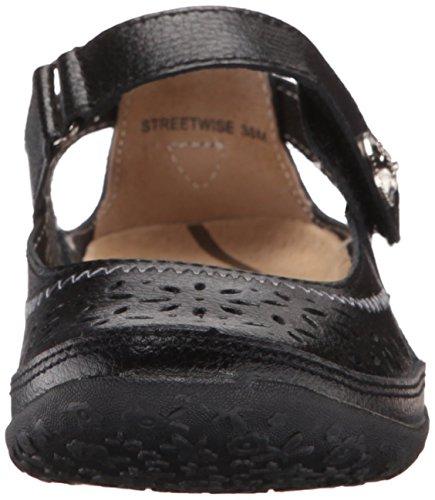 Spring Step Women's Naturate Walking Shoe Black OEvb8UgmB