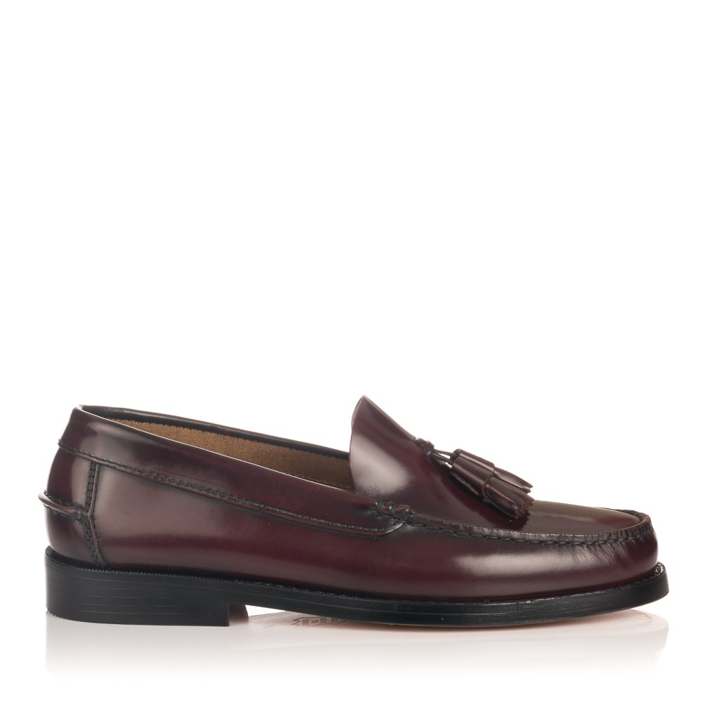 Made in Spain Castellanos avec Glands Edward´s en Bordeaux Taille 46