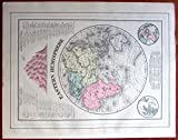 Eastern Hemisphere World sphere Torrens hook 1887