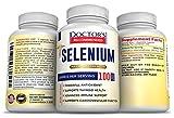 1 Selenium 200mcg Supplement - Immune Support - Prostate Health - Thyroid support - Maximum Strength Discount