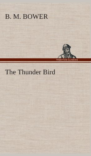 book cover of The Thunder Bird