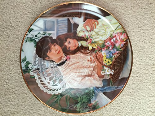 A Cherished Time Mothers Day Collectors Plate 1987- Reco