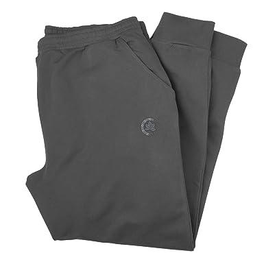 Ahorn Ropa de Deporte Pantalones de chándal Gris Oscuro XXL ...
