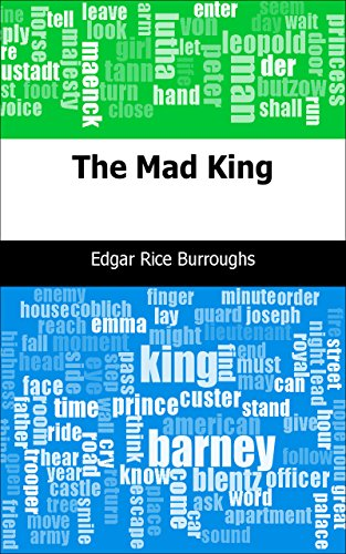 book cover of The Mad King