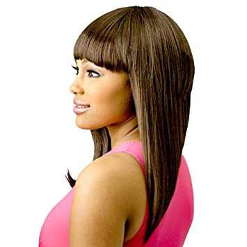 563b0b88ee6 Amazon.com   New Born Free Cutie Synthetic Wig - CT29-FFT4 3197   Hair  Replacement Wigs   Beauty