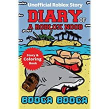 Diary of a Roblox Noob: Booga Booga (Unofficial New Roblox Noob Diaries)