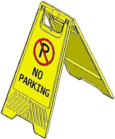 altezza 60 cm SNS Segnale Parcheggio vietato