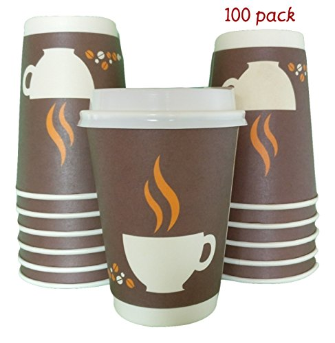 paper insulated coffee cup - 9