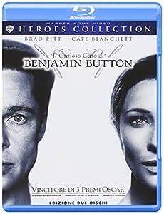 Il Curioso Caso Di Benjamin Button (SE) (2 Blu-Ray)