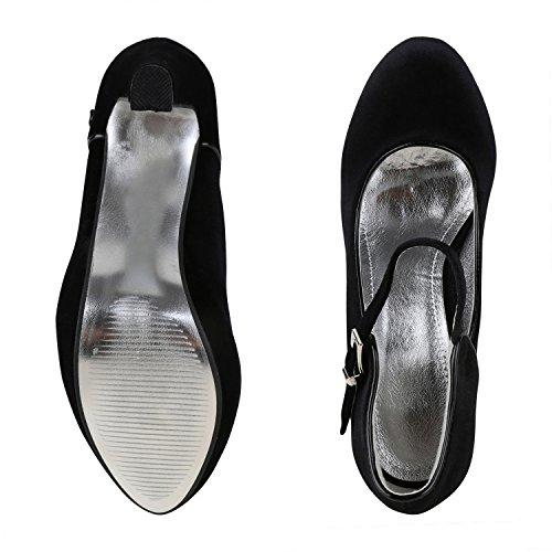 plateado napoli Mujer fashion Cerrado negro qSUTRw