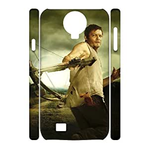 C-EUR Cell phone case The Walking Dead Hard 3D Case For Samsung Galaxy S4 i9500