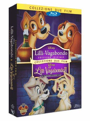 Lilli E Il Vagabondo Collezione (2 Blu-Ray) - IMPORT