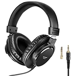 Neewer Studio Monitor Headphones - Dynam...