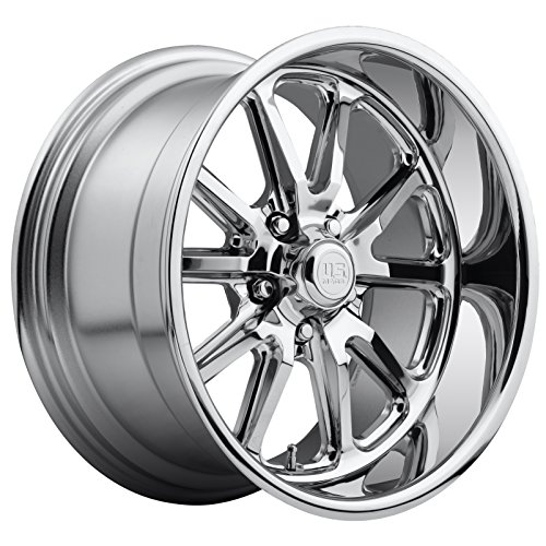 US Mags Rambler 20x9.5 Chrome Wheel / Rim 5x4.75 with a 1mm Offset and a 72.6 Hub Bore. Partnumber U11020956152