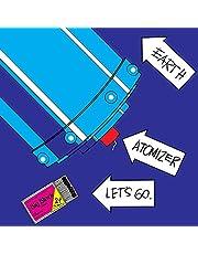 Atomizer (Inc Dl Card) (Vinyl)