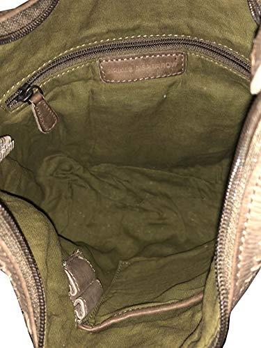 Olive l'épaule olive Spikes 09 09 Porter Sparrow pour Femme amp; Sac SP Vert à 09 à Olive 31441 rwxZqw8UTg