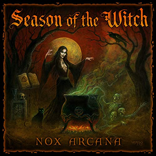 Halloween Witch Graphics (Season Of The Witch)