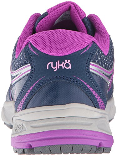 Navy Revive Pink Shoe Ryka Purple US M WoMen Walking 9 Navy RZX aOwwv57qA