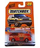 Matchbox - To The Rescue #26 Snorkel Fire Truck