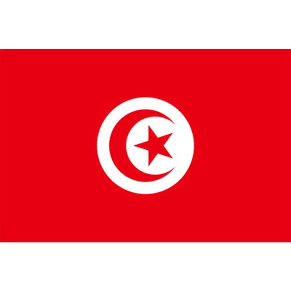 Naicasy 90*150cm bandiera della Tunisia 1confezione