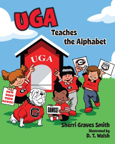 UGA Teaches the Alphabet