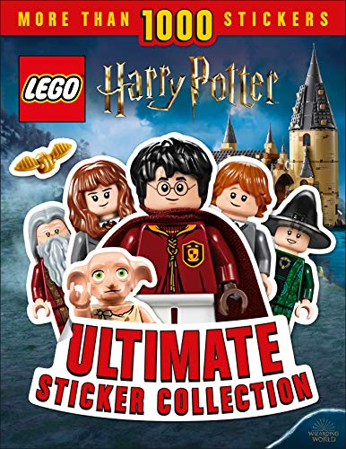 - LEGO Harry Potter Ultimate Sticker Collection: More Than 1,000 Stickers (Ultimate Sticker Collections)