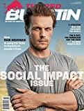 The Red Bulletin Magazine (October, 2018) The Social Impact Issue Sam Heughan Outlander Cover