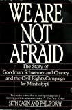 We Are Not Afraid, Seth Cagin and Philip Dray, 0553352520