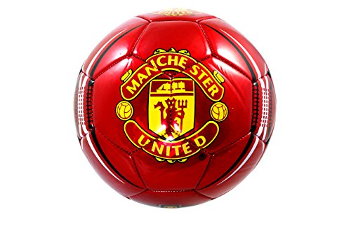 MANCHESTER UNITED OFFICIAL SOCCER BALL