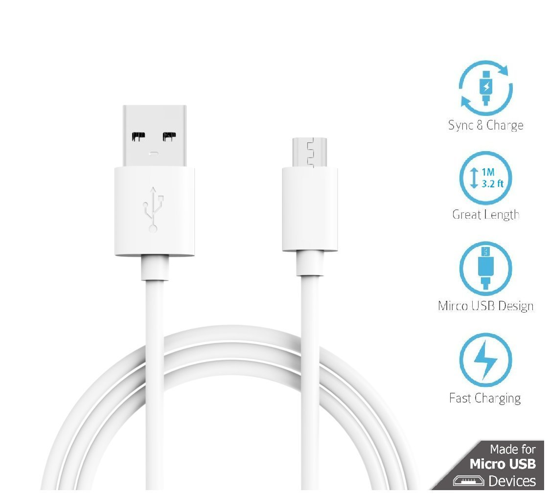Digimart Micro Usb Data Charging Cable For Xiaomi Redmi Kabel Original Fast Electronics