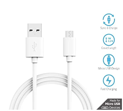 Digimart Micro USB Data Charging Cable for VIVO V5S: Amazon