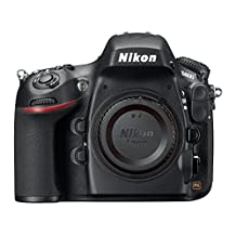 Nikon D800 36.3 MP CMOS FX-Format Digital SLR Camera, Body Only (Certified Refurbished)