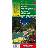 Freytag Berndt Wanderkarten, WKS 511, Meran und Umgebung, GPS, UTM - Maßstab 1:25.000 (Freytag und Berndt Wanderkarten Südtirol)