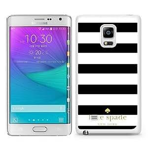 DIY Hot Sale Samsung Galaxy Note Edge Case,Kate Spade 4 White New Design Samsung Galaxy Note Edge Phone Case
