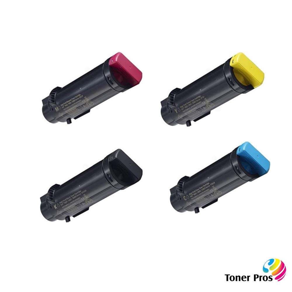Toner Alternativo ( X4 ) 4 Colores S2825 H625 H825