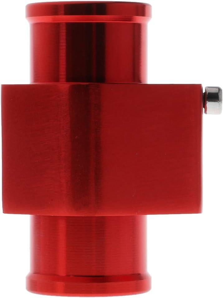 Autone 26mm-40mm Car Water Temp Temperature Sensor Gauge Joint Pipe Sensor Radiator Hose Adapter