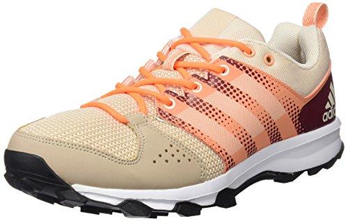 adidas Galaxy Trail W, Zapatillas de Running para Mujer Rojo (Lino/blatiz/narsen)