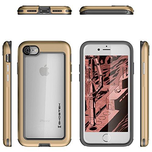 Ghostek–Carcasa de Protección para Apple Iphone 7/8Oro