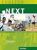NEXT Starter - Aktualisierte Ausgabe: Lehr- und Arbeitsbuch mit Audio-CD/CD-ROM und Companion / Student's Book Paket