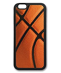 Basketball Theme Iphone 6 Case TPU Material (4.7inch)