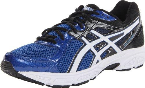 ASICS Men's Gel Contend 2 Running Shoe,Royal/White/Black,7 M US
