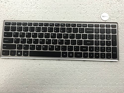 NEW Replacement Keyboard Black Frame for Lenovo Ideapad Z500 Z500A Z500G P500 Laptop Series Black US Layout NO Backlight