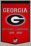Georgia Bulldogs Official NCAA Banner Flag by Winning Streak