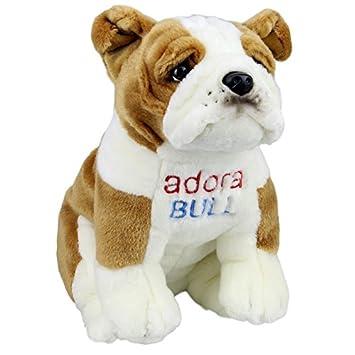 Amazon Com Faithful Friends Bulldog Puppy Winston Stuffed Animal