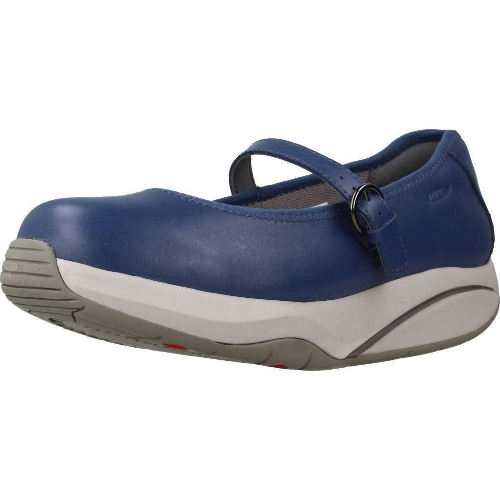 SHOES MBT 700956-1193N TUNISHA W BLUE B07BFBCXF1 38 ブルー ブルー 38