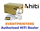 Photo : HiTi S420 Print Kit, 12 packs of 50 prints each (total of 600 prints). Paper & Ribbon pack for Hiti S420 printer.